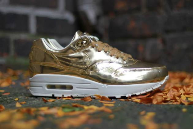 "Nike WMNS Air Max 1 SP ""Liquid Metal Gold """